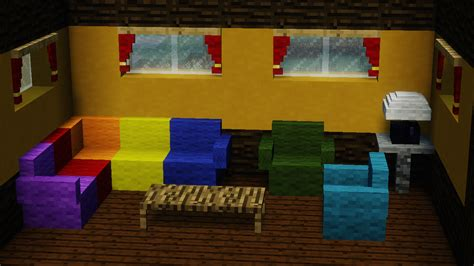 Mr Crayfish Furniture Mod by Mrcrayfish S Furniture Mod 1 8 8 1 7 10 Minecraftdata