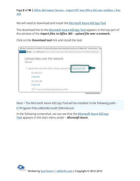 Office 365 Import Pst Office 365 Import Service Import Pst Into Office 365