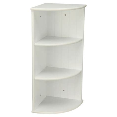 white bathroom corner unit buy southwold bathroom corner shelf storage unit white