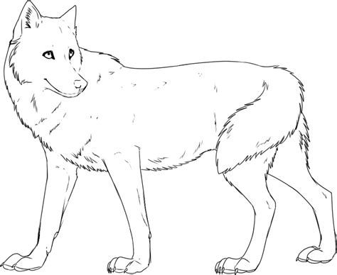 free printable coloring pages wolf free anime wolf color coloring pages