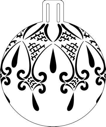 printable ornament stencils fancy lace ornament stencil christmas ornaments to make