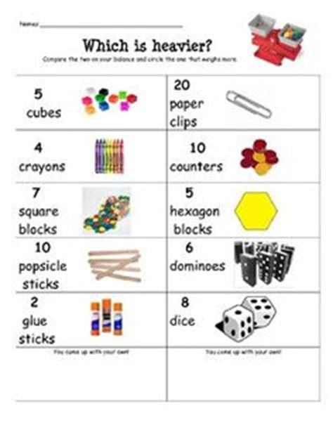 Pan Balance Worksheets by Math Mesure On Area And Perimeter