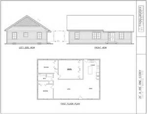 simple one bedroom house plans simple one story house plans