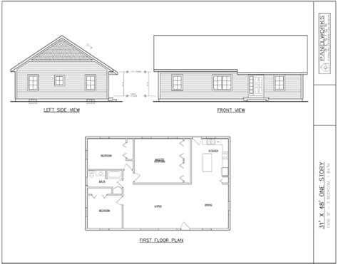 simple 2 story 3 bedroom house plans in cad simple one story 2 bedroom house plans www pixshark com