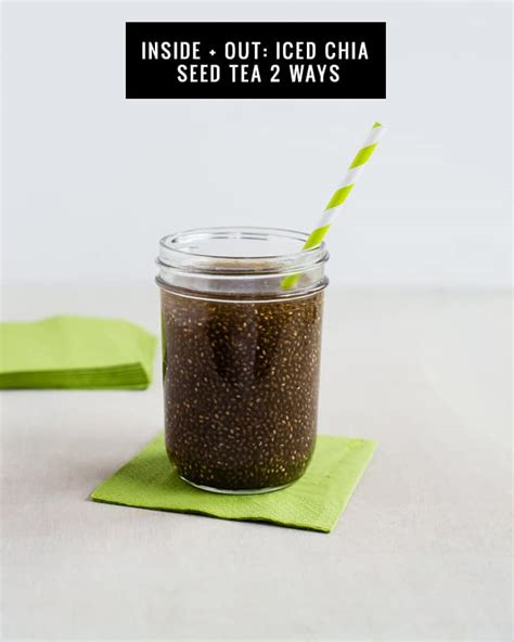 Drink And Mask Coffe By Syb chia seed green tea mask helloglow co