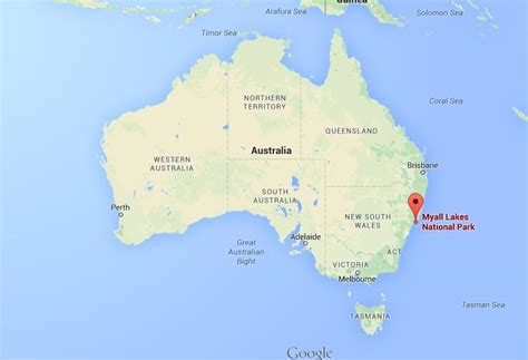 world lakes map where is myall lakes on map of australia world easy guides