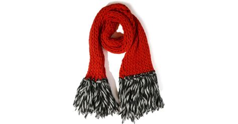 She Scarf wool and the she you scarf in lyst