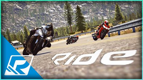 mod ride game pc ride game gameplay pc xbox ps4 and 3 youtube