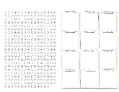 free printable yearly calendar with boxes planner templates archives amanda hawkins ahhh design