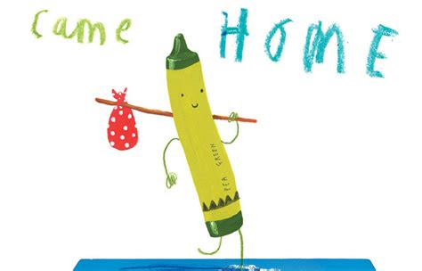 The Day The Crayons Came Home summer road trip 5 more books set in connecticut