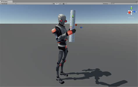 unity tutorial ik an introduction to procedural animations alan zucconi