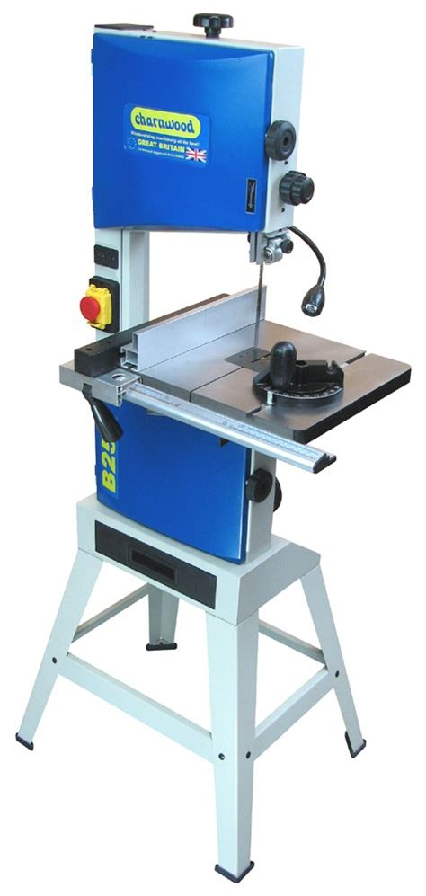 woodworking bandsaws b250 bs250 charnwood 10 250mm woodworking bandsaw