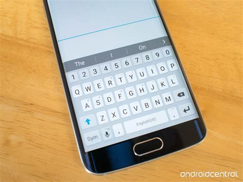 samsung preparing a security update to keyboard exploit android central - Samsung Android Keyboard