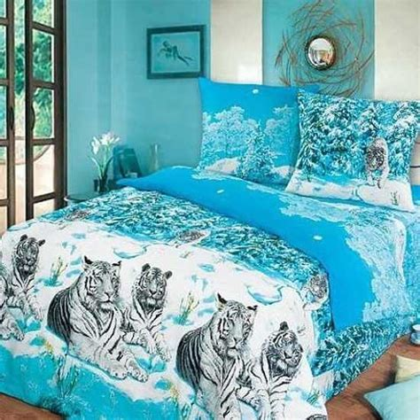 white tiger bedroom decor modern bedroom decorating with bedding fabrics for
