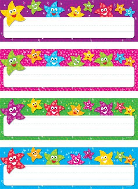 printable star nameplates printable desk name tags hostgarcia