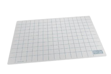 uchida ts marvy translucent cutting mat white 12 inch by
