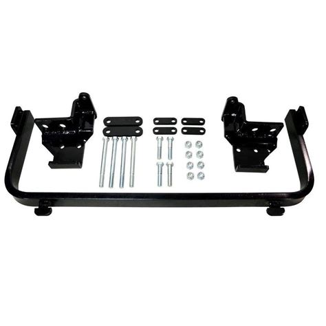 Bronco Plumbing And Heating by Detail K2 Snow Plow Custom Mount For Ford Ranger 1983 1992 And Bronco Ii 1983 1990 81100 The