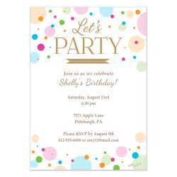 birthday invitation card template free let s invitation invitations cards on pingg