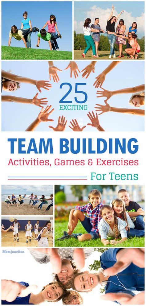 game design exercises team building activities team building and activity games