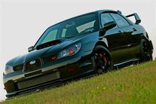 Subaru Wrx Sti 2007 2007 Subaru Impreza Wrx Sti Pictures Cargurus