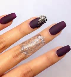 matte color nails stunning matte prom nail design styles time