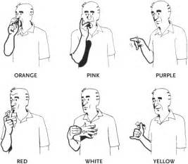 sign language colors answers the most trusted place for answering s