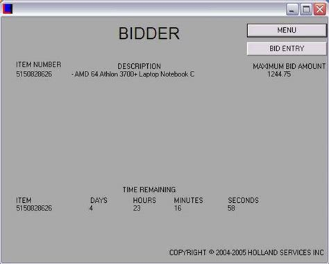 bid sniper software myibay ebay bid sniper softwares free freewares