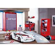 Car Bed Kids Bedroom  Turbo GT Modern Miami By