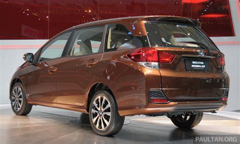 honda mobilio honda mobilio technical specifications and fuel economy