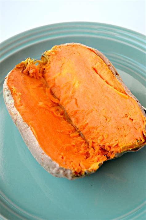 25 best ideas about microwave sweet potatoes on pinterest