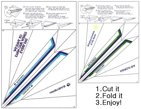 How To Make Gliders Out Of Paper - paper airplane glider pattern by paperluigi99 deviantart
