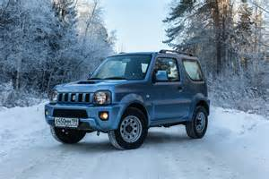 Suzuki Jimny Suzuki Jimny Pictures Posters News And On Your