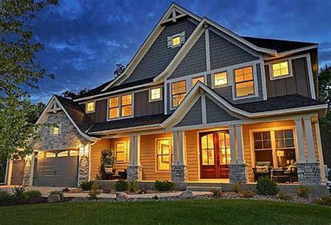 craftsman homes plans craftsman style homes plans photo galleries ideas 8
