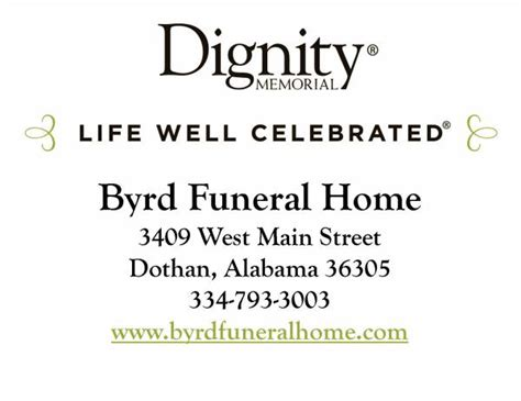 funeral home dothan al 28 images strickland obituary