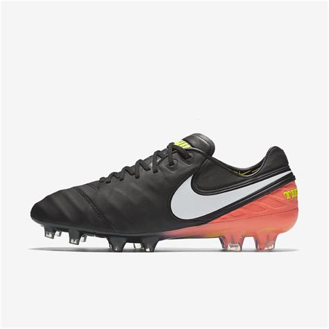 Nike Tiempo For nike tiempo legend vi fg lightning pack black