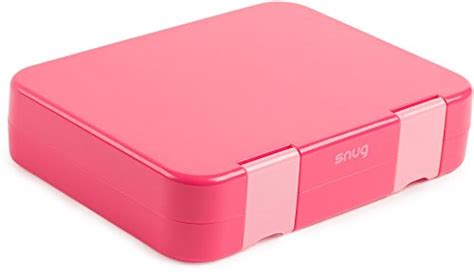 ebay adult section snug kids bento lunch box with leak proof liquid section