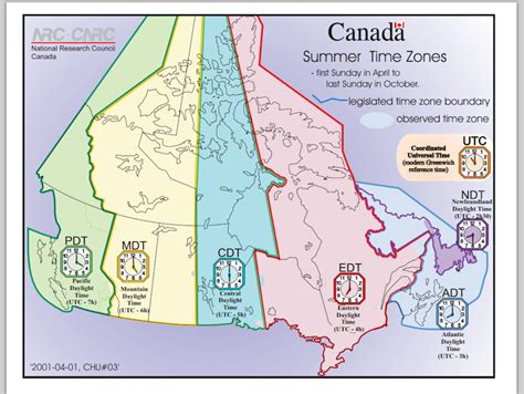 canada time zone map canadian time zones printable maps student activity