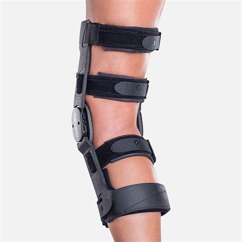 acl brace donjoy se 4 legend acl knee brace dme direct