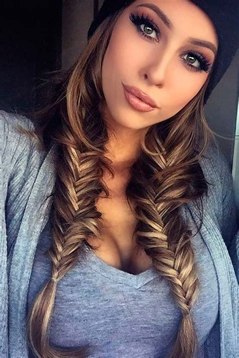 straight hairstyles for christmas party best 25 fishbone braid ideas on pinterest fishbone hair