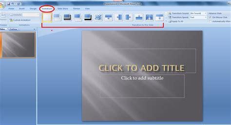 cara membuat power point di netbook cara membuat file presentasi di power point yang menarik