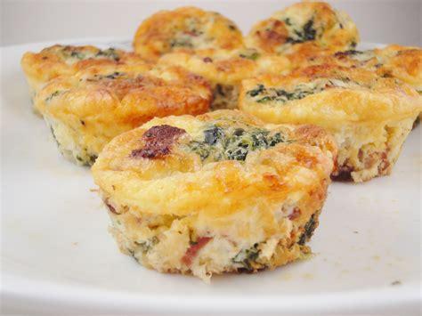 mini recipes crustless mini quiches recipe dishmaps