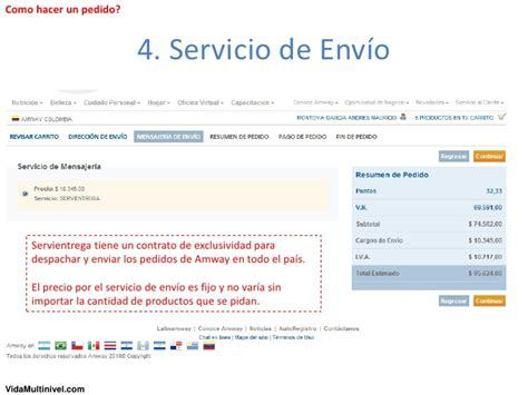 despertar una guia para 8499884571 guia para hacer un pedido en amway colombia
