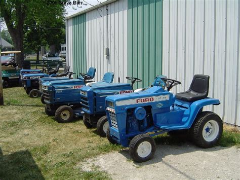 Ford Garden Tractor by Ford Yard Tractors Images