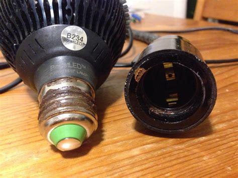 best led refugium light check your refugium light for corrosion 3reef aquarium