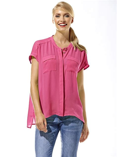 Blouse Bc b c best connections by heine oversized bluse mit