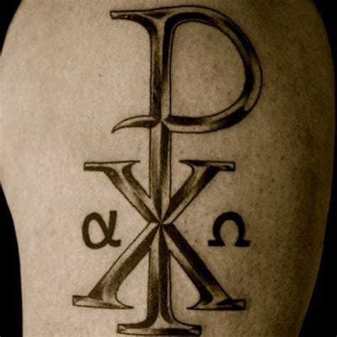 43 elegant alpha omega tattoo designs that represent the