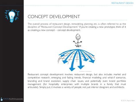 design concept development process restaurant design concept development