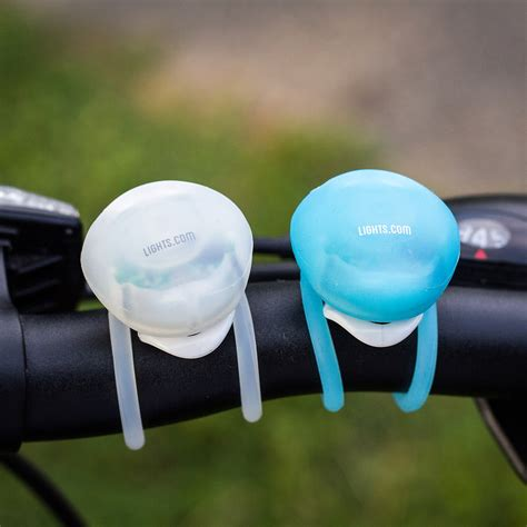 Bandit Lights by Lights Bike Bandit Light With Silicone Band