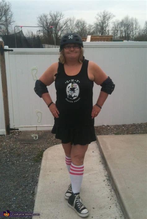 roller derby girl halloween costume