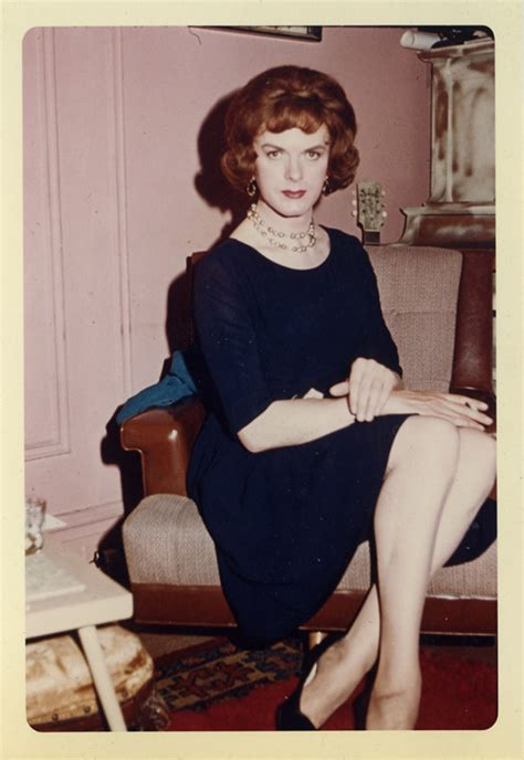 Cross Dressers Images by 1950s Cross Dressers Hairstyles